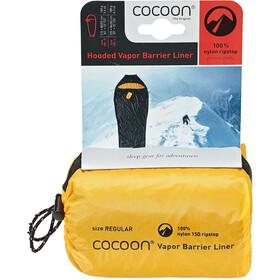 Cocoon Vapor Barrier Liner Betræk Ripstop Nylon Regular, sort/gul
